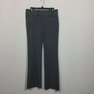 Banana Republic Size 6 Gray The Sloan Fit Pants